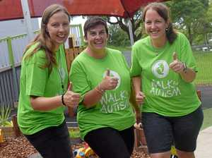 Gympie childcare centre joins cause for autism
