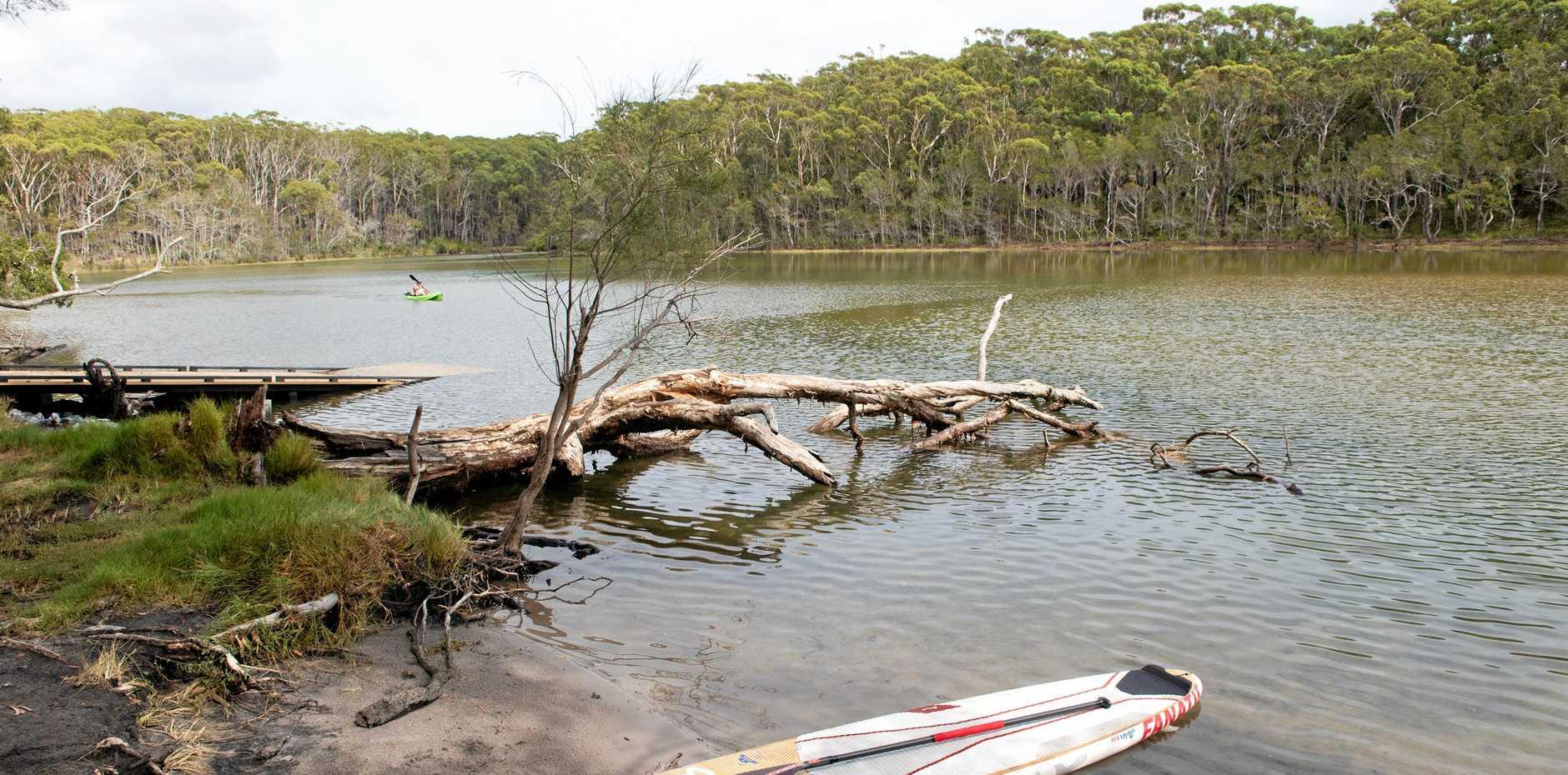 The Woolgoolga Lake working group held their first meeting recently.