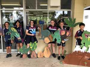 Roaring good fun for kids as dinosaurs take over MECC