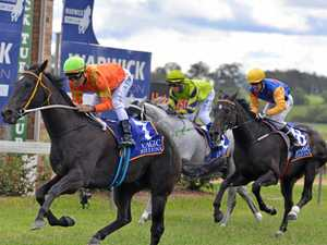Third time lucky as Warwick Cup is finally run