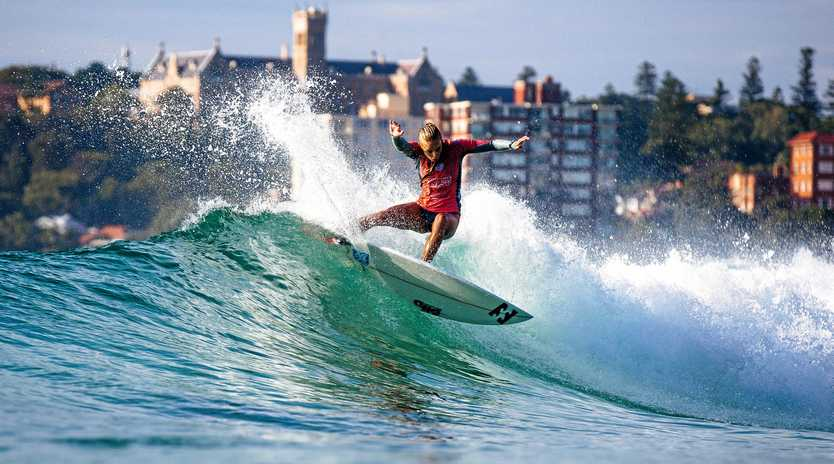 Isabella Nichols has earned a wildcard into the Boost Mobile Pro on the Gold Coast.