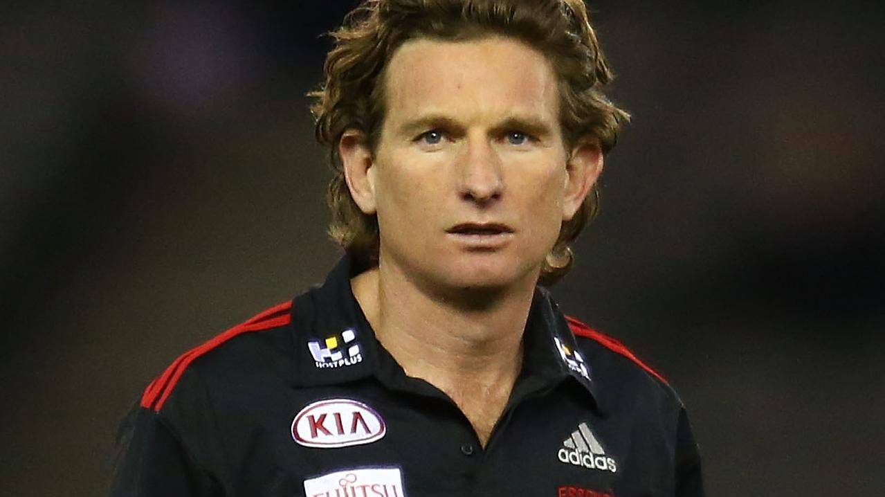 Essendon has nothing to give James Hird.