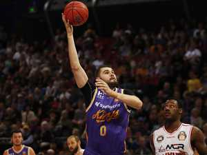 'Wow, I'm an NBA player': Aussie fulfils dream