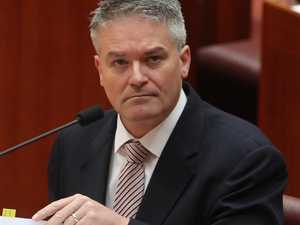 Cormann lashes 'white supremacist ideology'