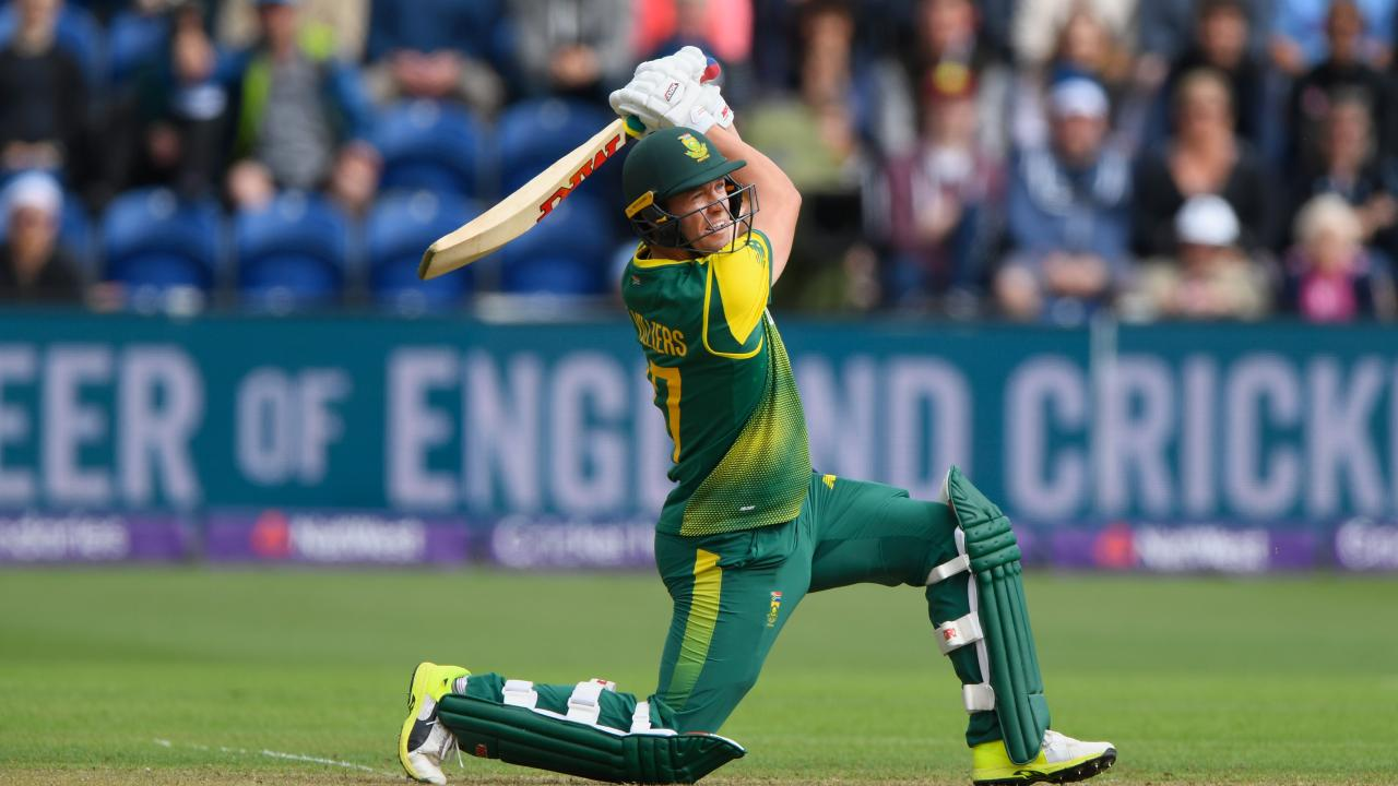 South Africa superstar AB de Villiers opted to play in the Bangladesh Premier League instead of in Australia. Picture: Getty