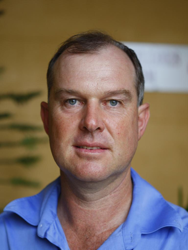 LNP Fisheries spokesman Tony Perrett.