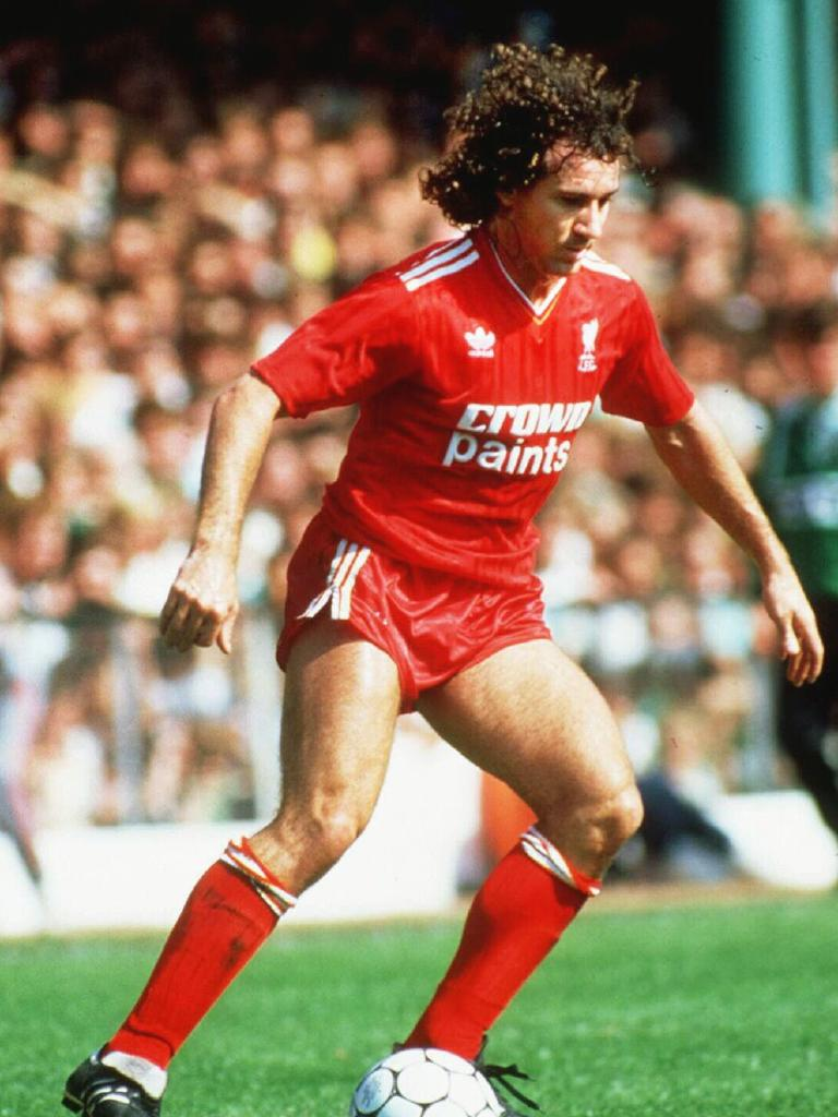 Craig Johnston played 271 games for Liverpool.