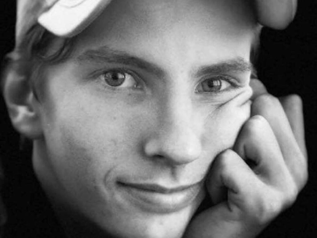 Tully car crash victim Ryan Beckman, 19.