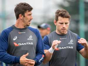 Have Wallabies locked in long-term halfback?