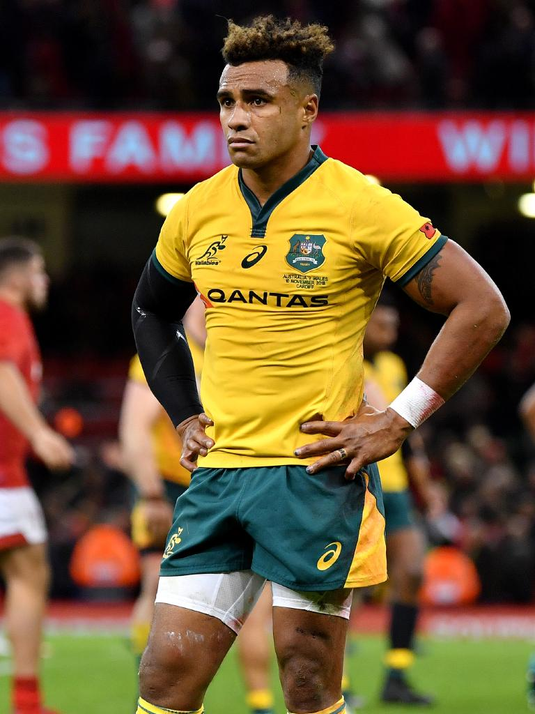 Genia has had a mortgage on the No.9 jersey. Picture: Getty
