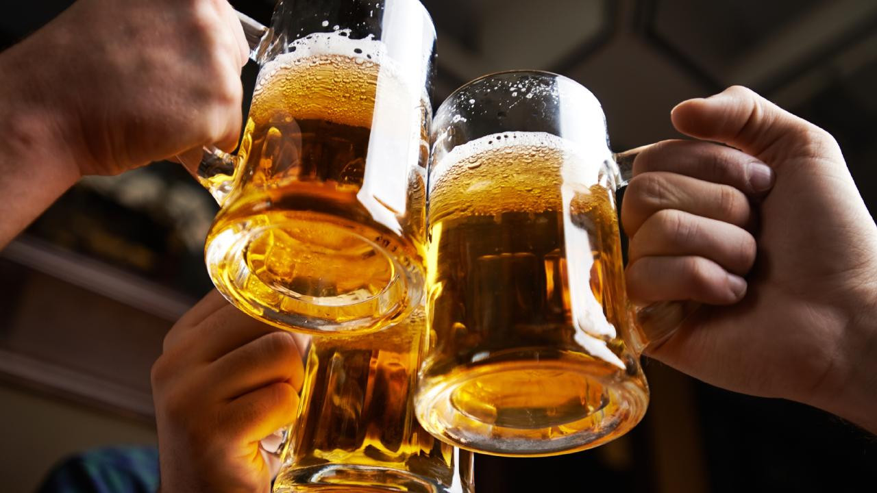 Repeat drunken offences leads to repeat fines.