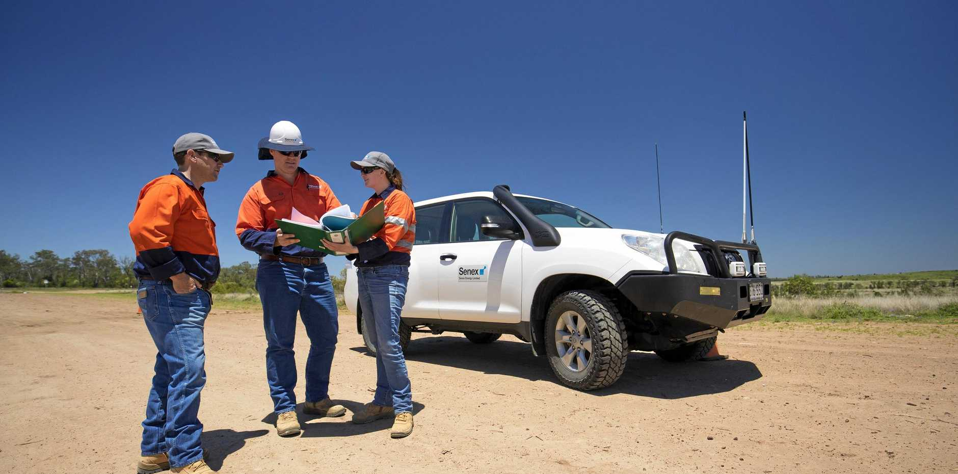 Senex Energy's Project Atlas is moving to full development after the Queensland Government granted the final environmental approvals.