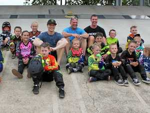 Rocky riders put skills learned into practice at Gladstone