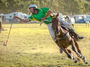 Australian player happy with lead up to polocrosse World Cup