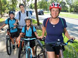 Frewer children keep dad's cycling safety legacy alive