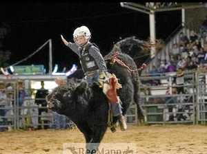 Aussie World rodeo may be happy hunting ground for Jacob