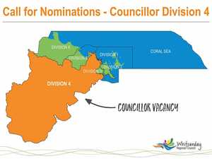 WANTED: A new local councillor