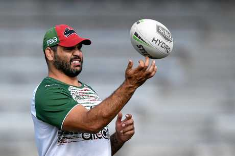 Greg Inglis remains in doubt.