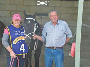 Racehorse wins almost 100 times his purchase price