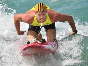 Keen to make most of big surf at Aussie championships