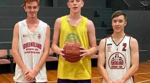 Ben Murdoch, Luke Knight and Ben Harvey.