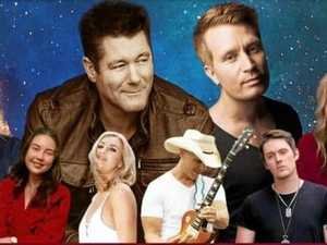 Country music artists unite for a good cause in Kilkivan