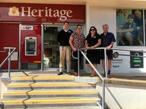 The town banking on its Heritage of success