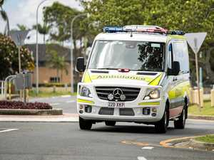 Two men injured in workplace machinery incident
