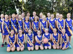 Meet Gympie Netball's 2019 representatives