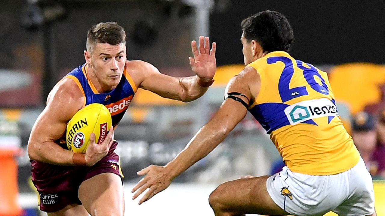 Dayne Zorko has done well for a bloke overlooked by the Gold Coast Suns. Picture: Bradley Kanaris/Getty Images