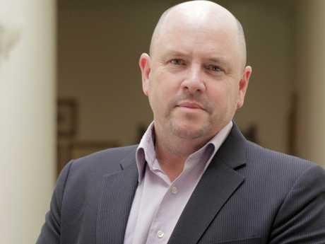 Australasian College for Emergency Medicine president, Dr Simon Judkins.