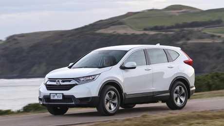 Cars for small businesses under $30,000: Honda CR-V