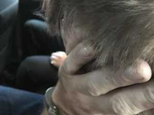 Woman's shocking four-day 'rape' ordeal