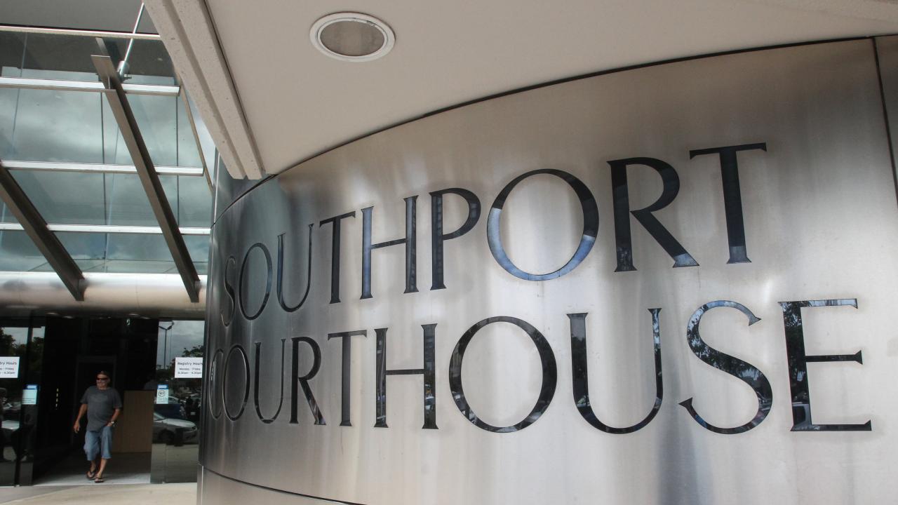 The matter was heard in Southport District Court. Photos Scott Fletcher