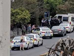 Police negotiating after NZ school lockdown
