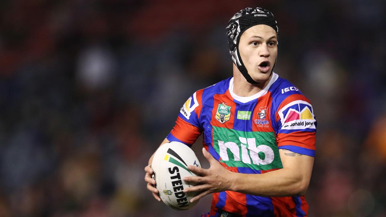 Kalyn Ponga's bank balance should increase significantly in the next few years. Picture: AAP Image/Brendon Thorne