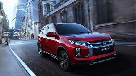 An updated Mitsubishi ASX is just around the corner.
