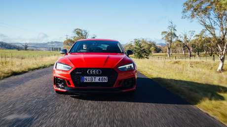 Audi sales have fallen further than luxury rivals.