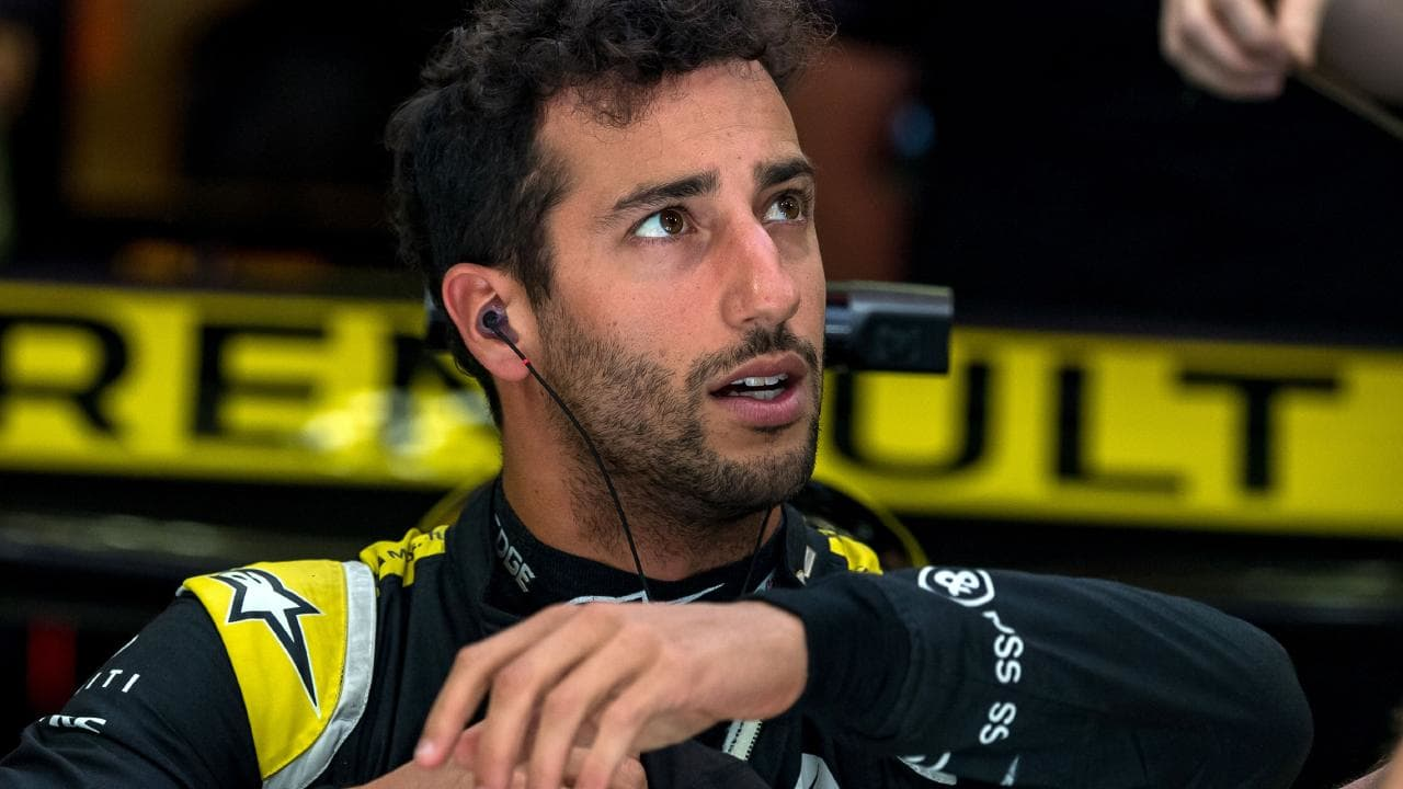 Daniel Ricciardo was always going to have some teething problems.