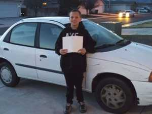 Son surprises struggling, single mum with car