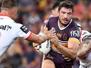 Gillett backs where he belongs