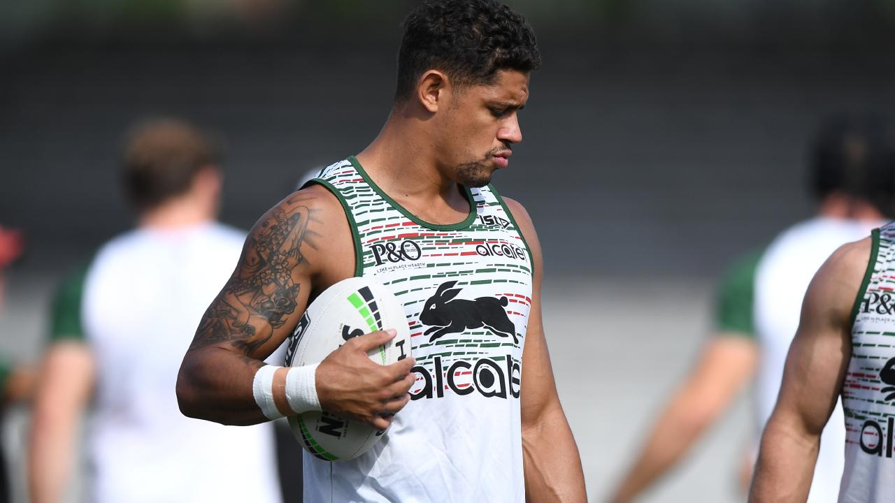 Dane Gagai isn't sure who he'll be playing with. Picture: Joel Carrett/AAP