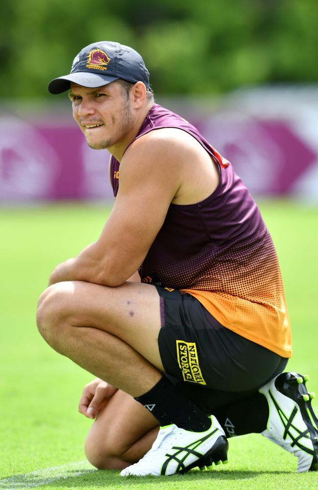 Roberts has been dealing with an Achilles injury. (AAP Image/Darren England)