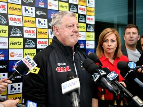 Everyone wants answers for Penrith's poor start to the season.