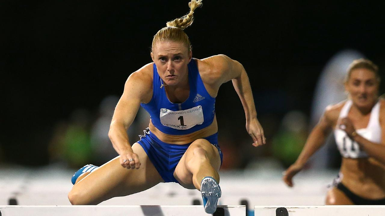 Sally Pearson is still making the big bucks seven years after her gold medal. Picture: Paul Kane/Getty Images