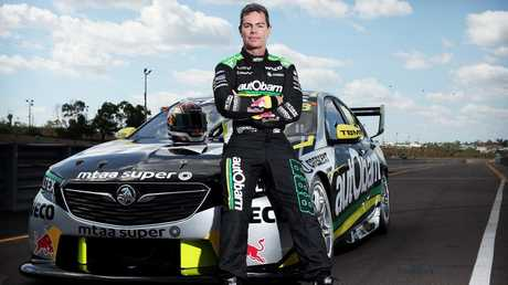 Craig Lowndes has retired from fulltime driving but retains a seat in some races. Picture: Tim Hunter