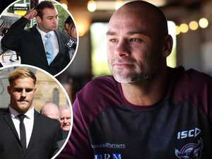 'Heartbroken' Manly legend slams NRL's de Belin law