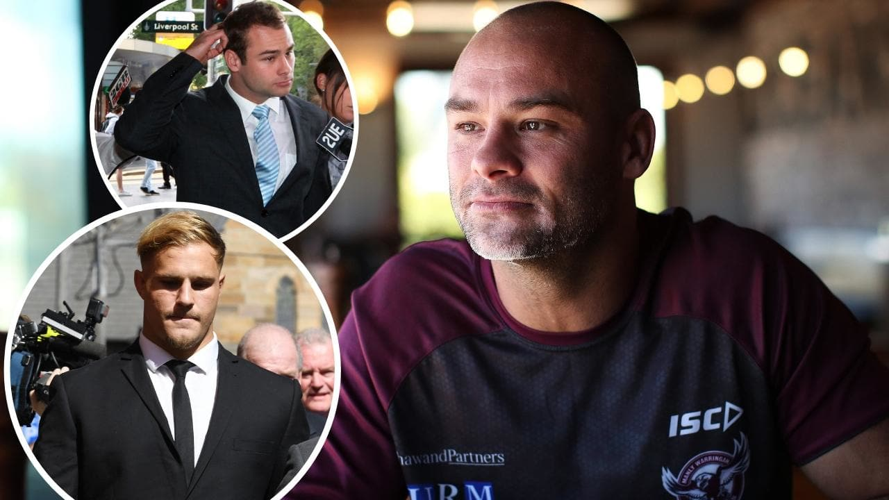 Stewart still carries the pain of his NRL exit.