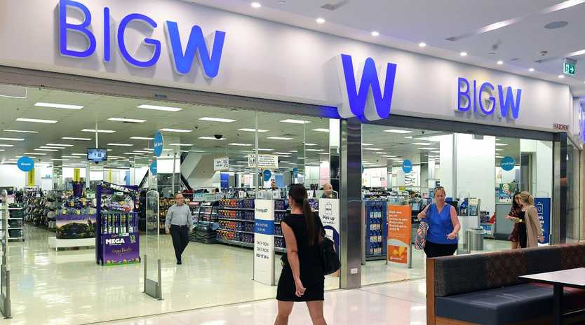 It's been a bad week for retail — but things could be looking up. Picture: AAP Image/Dave Hunt
