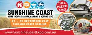 Discover and compare new products and services for your home and outdoor lifestyle at the 2019 Sunshine Coast Home Show & Caravan, Camping & Boating Expo.